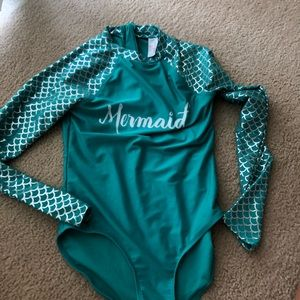 Other - New with out tag girls mermaid swim suit